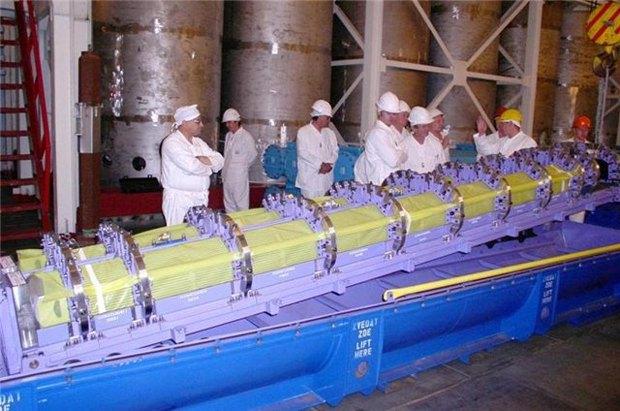 Топливные кассеты компании «Westinghouse» на ЮУ АЭС