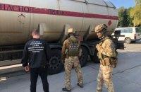 На Харківщині блокували незаконне постачання контрафактного пального з Росії
