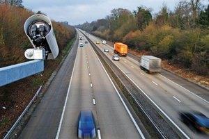 Украина хочет установить видеокамеры на дорогах за счет иностранных инвесторов