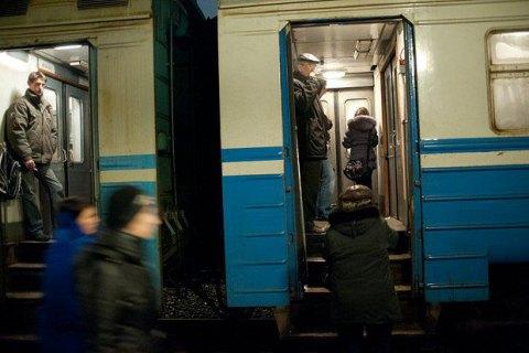 Сотрудник военизированной охраны ранил троих дебоширов в электричке Мироновка-Фастов