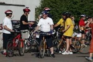 Жителів Тернополя закликають пересідати на велосипеди