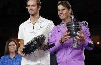 Надаль выиграл пятисетовый финал US Open