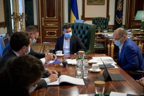 Зеленський доручив Степанову навести лад з лікуванням ветеранів