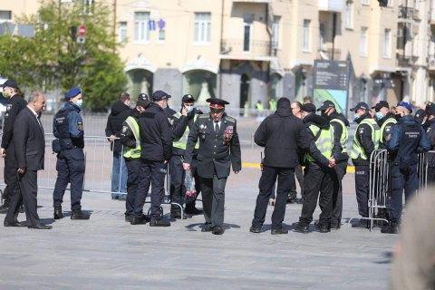 Почти все мероприятия к 9 мая завершились, поступило 38 сообщений о нарушениях