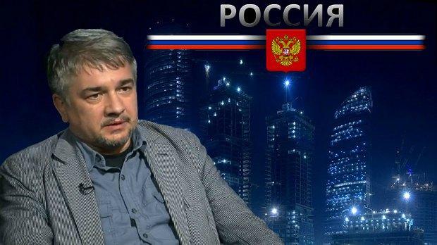 Ростислав Ищенко - активный комментатор событий в Украине из Москвы