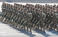 У Луганській області вперше проведуть військовий парад
