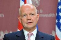 Глава МИД Британии обвинил Россию в попытке сорвать выборы в Украине