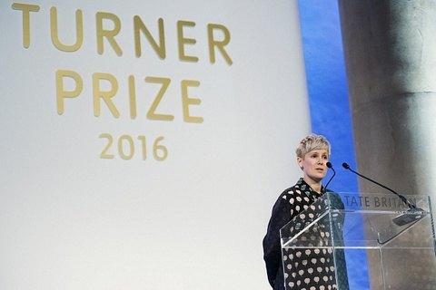 Премію Тернера отримала художниця Хелен Мартен