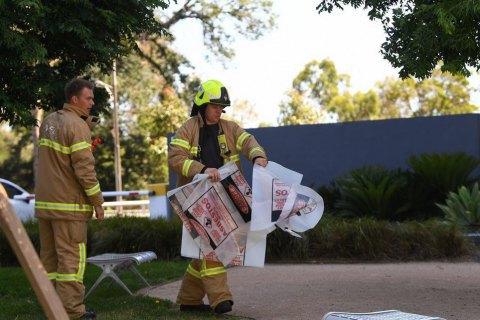В Австралії евакуювали кілька консульств через підозрілі пакети