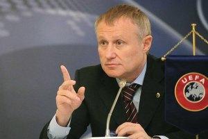 Суркіс залишився у виконкомі УЄФА, а ось Росію викинули