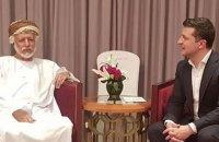 """""""Европейская солидарность"""" требует от Офиса президента объяснить поездку Зеленского в Оман"""