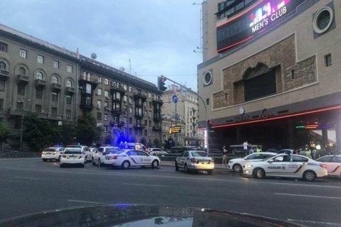В Киеве произошла драка со стрельбой, пострадали три человека