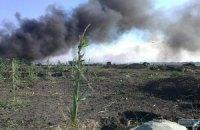 Бойовики обстрілюють позиції сил АТО на Маріупольському напрямку, - штаб