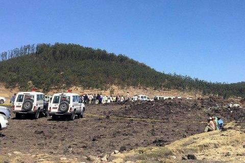 Жертвами крушения самолета в Эфиопии стали граждане более 30 стран (обновлено)