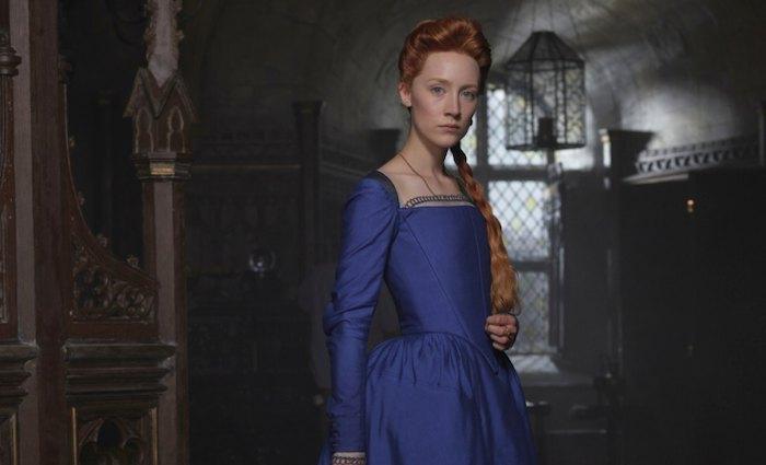 """Кадр из фильма """"Мария – королева Шотландии"""""""