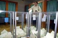В Харькове бюллетени вбрасывают пачками