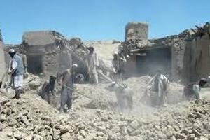 Число жертв землетрясения в Афганистане растет