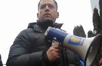 Екс-голову СБУ Хмельницької області звинувачують у загибелі двох людей