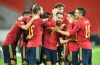 Сборная Испании установила национальный рекорд результативности