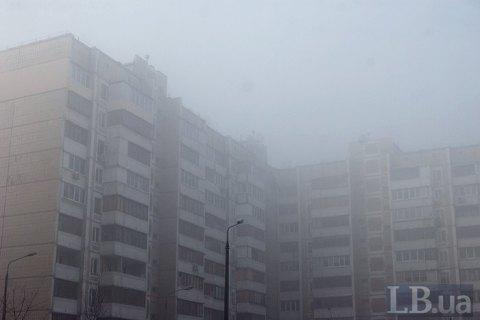 В Киеве фиксируют превышение концентрации пыли в воздухе, - КГГА