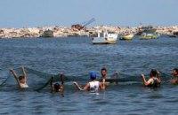 Египетская морская полиция открыла огонь по палестинским рыбакам