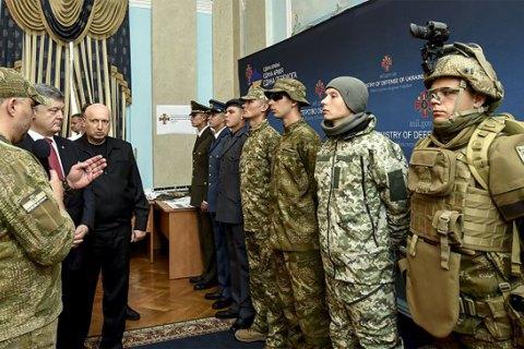 Украинским солдатам раздадут карты обеспечения