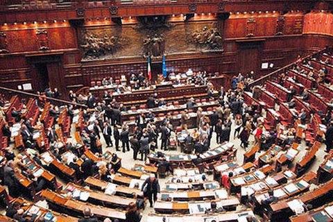 Парламент Італії завершить ратифікацію УА у вересні