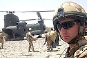 Британия завершила масштабную операцию против талибов