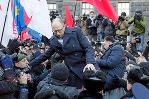После провала саммита украинцы проснулись в Беларуси, - Яценюк