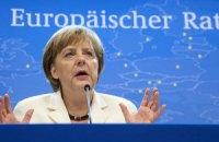 """Германия: санкции против Украины """"не стоят на повестке дня"""""""