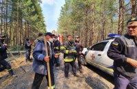 """""""Їздили лісом і не знали, де ми"""". Пожежники розповідають, як гасили Чорнобиль"""