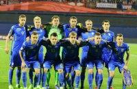 Украина осталась на 35-м месте в рейтинге ФИФА