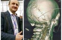 В Виннице полицейские проломили голову соратнику Гриценко