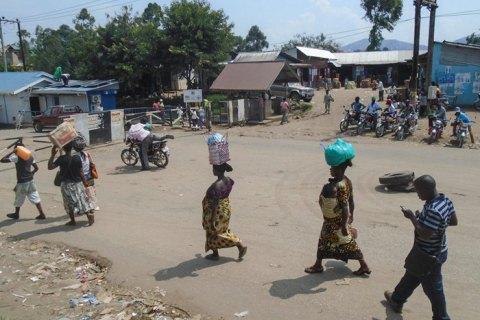 В Конго перевернулась баржа с 700 людьми, 60 погибших