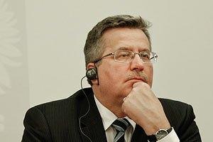 У Польщі призначили дату президентських виборів