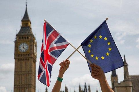 Европейцы выступают за жесткие условия выхода Британии из ЕС