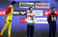 На чемпіонаті світу з водних видів спорту черговий скандал за участю китайського чемпіона