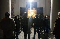 В Свято-Духовском соборе в Херсоне зафиксировали нарушения карантина
