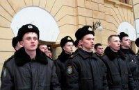 Севастопольські курсанти виїхали в Одесу (оновлено)