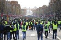 Кремлевские боты дезинформировали пользователей Twitter о протестах во Франции, - Bloomberg