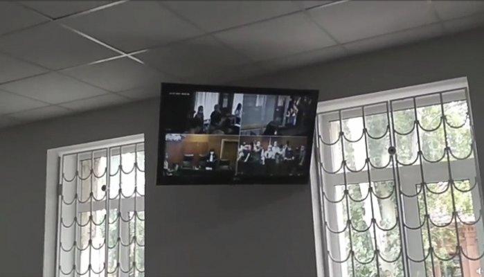 Оголошення повного тексту ухвали в Жовтневому суді Запоріжжя