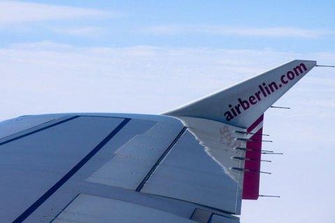 Air Berlin прекращает полеты в Россию с 2016 года