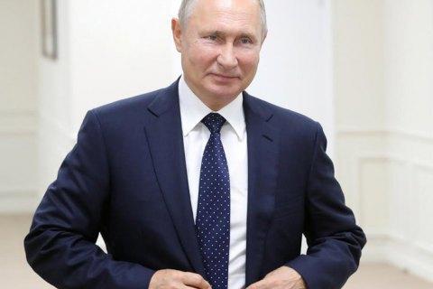 Путін зажадав від України продовжити закон про особливий статус Донбасу