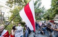 У Білорусі завели справу на дівчину померлого активіста Шишова після її участі в мітингу в Києві