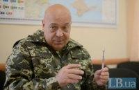 В Луганской области вчера погибли три мирных жителя, - Москаль