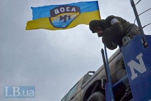 """Бойовики обстріляли свої позиції на очах у представників місії ОБСЄ, - """"Азов"""""""