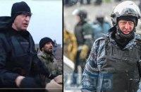 В херсонской полиции отказываются сообщать, был ли на Майдане экс-беркутовец, руководивший штурмом Чаплынки