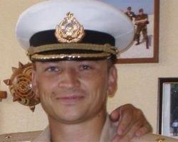 Звільнений з полону капітан Дем'яненко прибув на материкову частину України