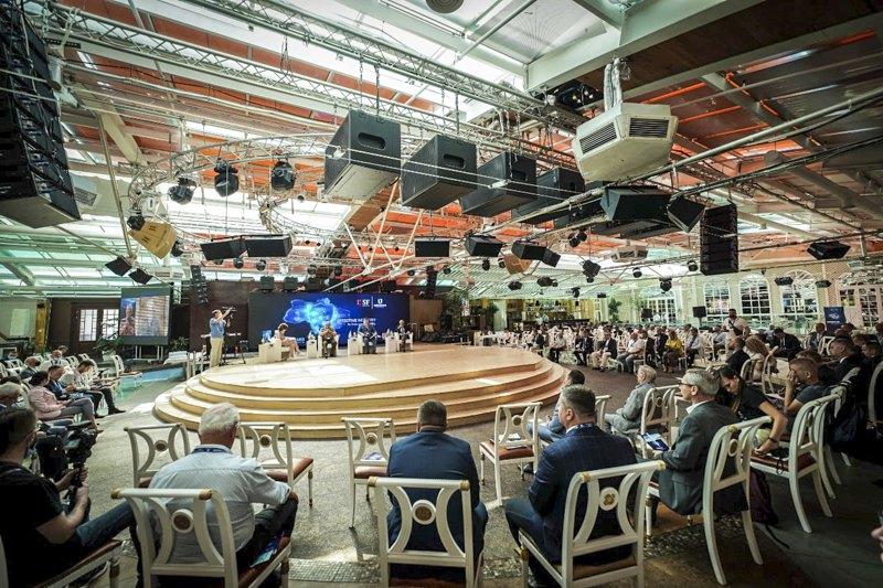 Міжнародний форум «Ефективна промисловість для обороноздатності» в Одесі