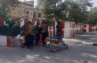Талібан захопив адміністративні центри ще п'яти провінцій Афганістану, дійшовши до Пулі-Алам за 50 км від Кабула